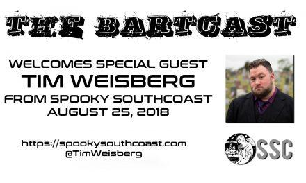 The Bartcast Episode 02 – Tim Weisberg