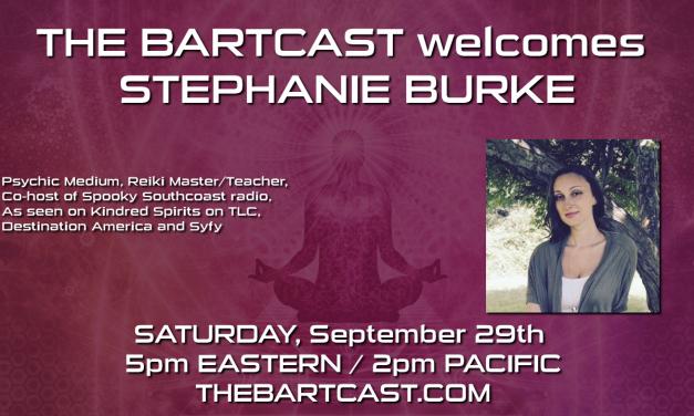 The BartCast Interviews Stephanie Burke