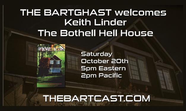 The BartCast Episode 10 – Keith Linder
