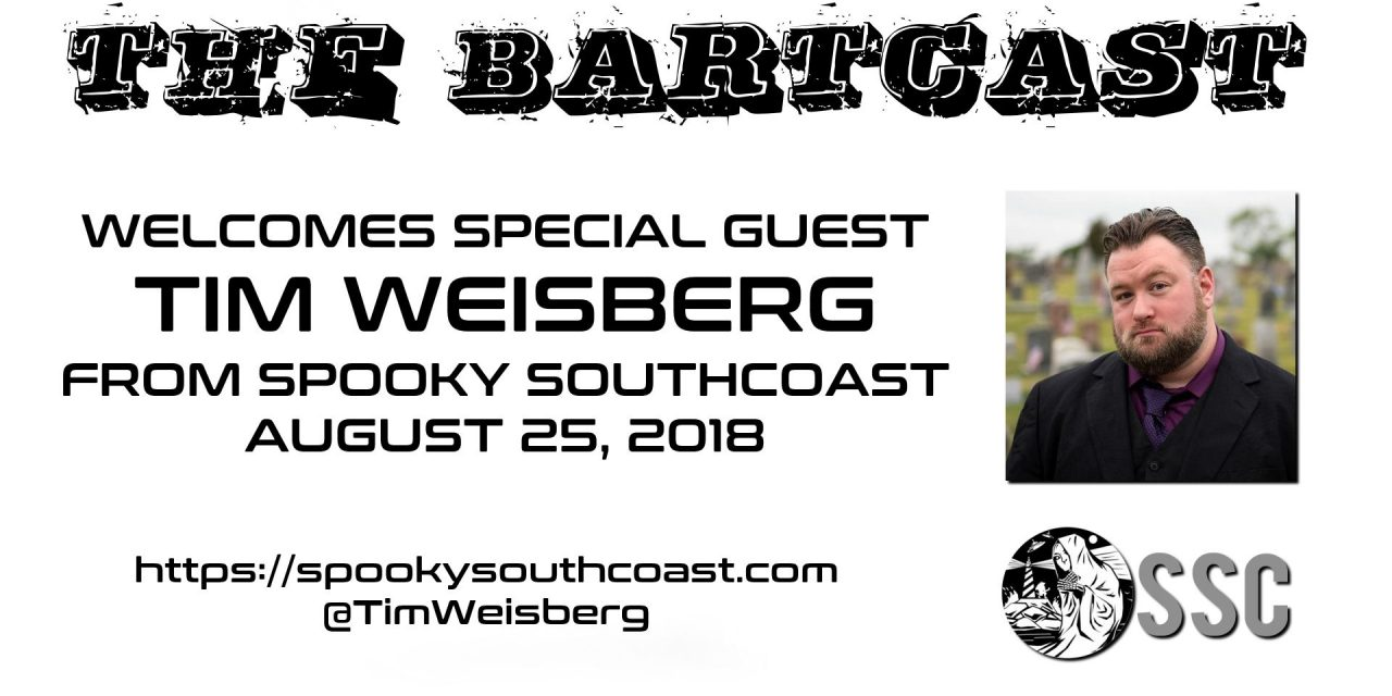 The Bartcast Episode 02 – Tim Weisberg