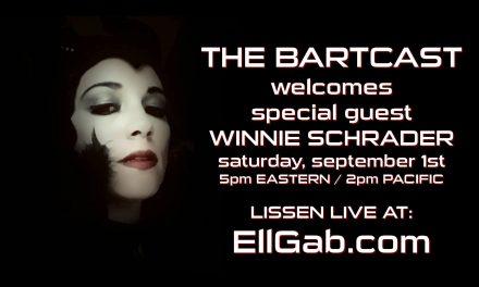 The BartCast Episode 3 – Winnie Schrader