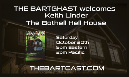 The BartCast Episode 10 – Keith Linder