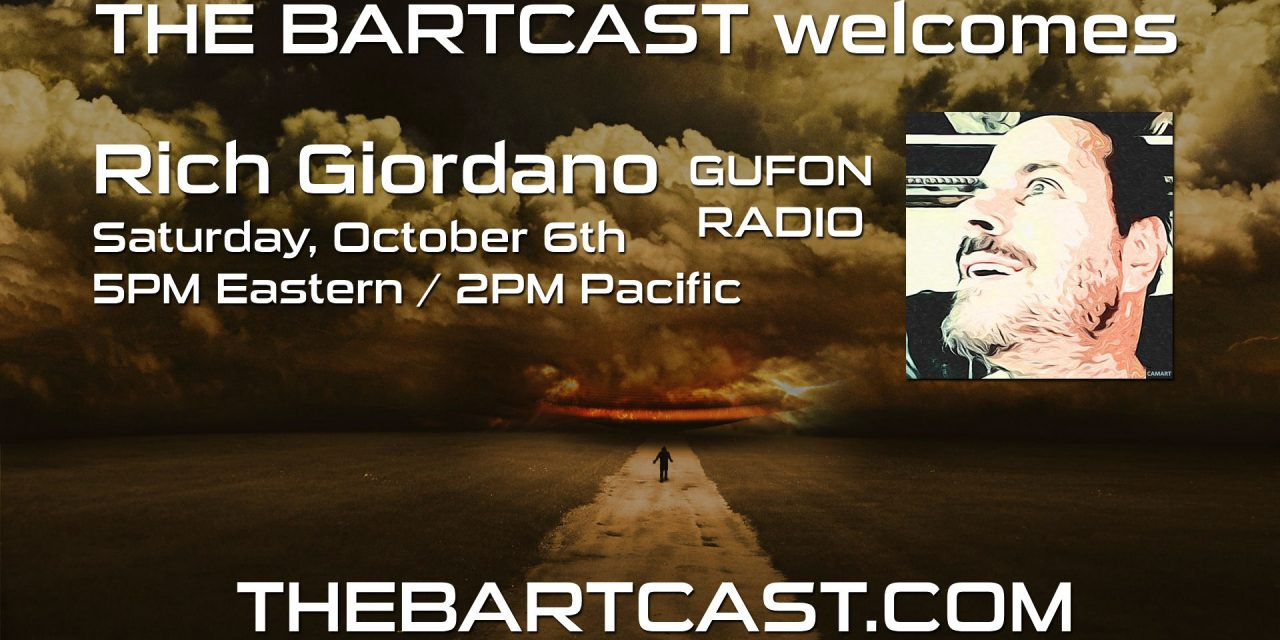 The BartCast Interviews Rich Giordano