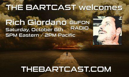 The BartCast Episode 8 – Rich Giordano