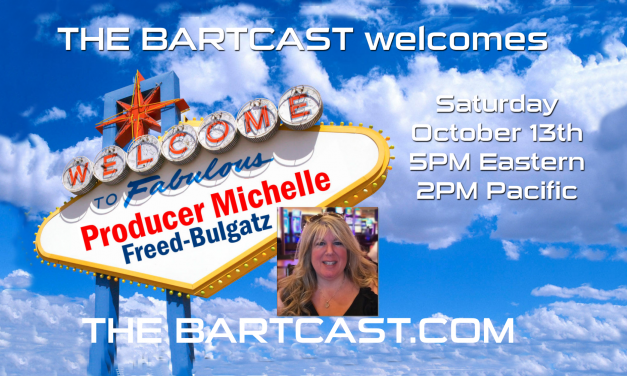 The BartCast Episode 9 – Michelle Freed-Bulgatz